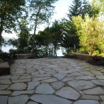Turfcare Landscaping Sandpoint Natural Rock Path & Patio (10)