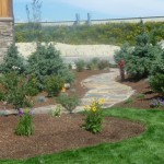 Turfcare Landscaping Sandpoint Natural Rock Path & Patio (13)