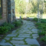 Turfcare Landscaping Sandpoint Natural Rock Path & Patio (18)