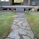 Turfcare Landscaping Sandpoint Natural Rock Path & Patio (2)