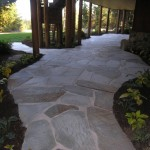 Turfcare Landscaping Sandpoint Natural Rock Path & Patio (20)