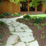 Turfcare Landscaping Sandpoint Natural Rock Path & Patio (3)
