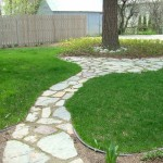 Turfcare Landscaping Sandpoint Natural Rock Path & Patio (6)