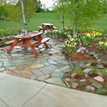 Turfcare Landscaping Sandpoint Natural Rock Path & Patio (7)