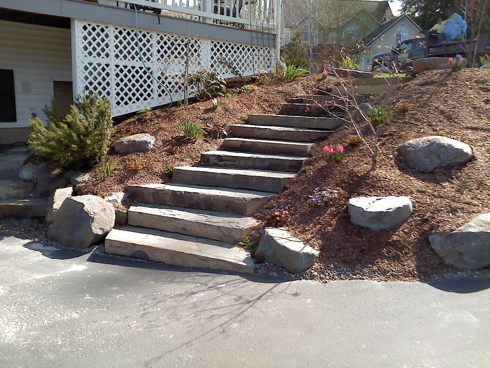 Natural Rock Pictures Natural Rock Steps