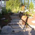 Turfcare Landscaping Sandpoint Rock Steps (2)