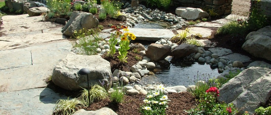 Turfcare Landscaping Sandpoint Water Feature (14)